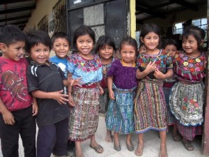The children of El Yalu