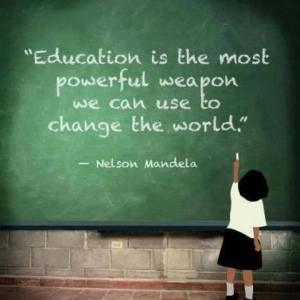 Mandela-Education